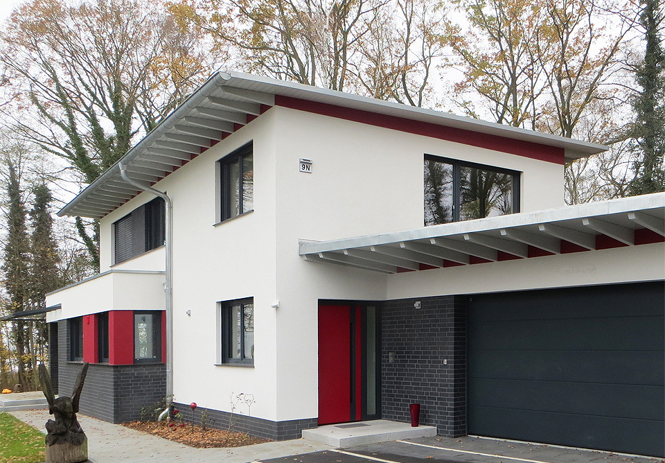 architekturbuero dorst klober in zeuthen land brandenburg und berlin neubau einfamilienhaus. Black Bedroom Furniture Sets. Home Design Ideas